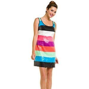 Lilly Pulitizer Lucy Striped Sequin Dress